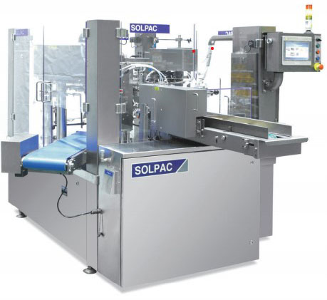 - Solpac Doy Pouch Machine