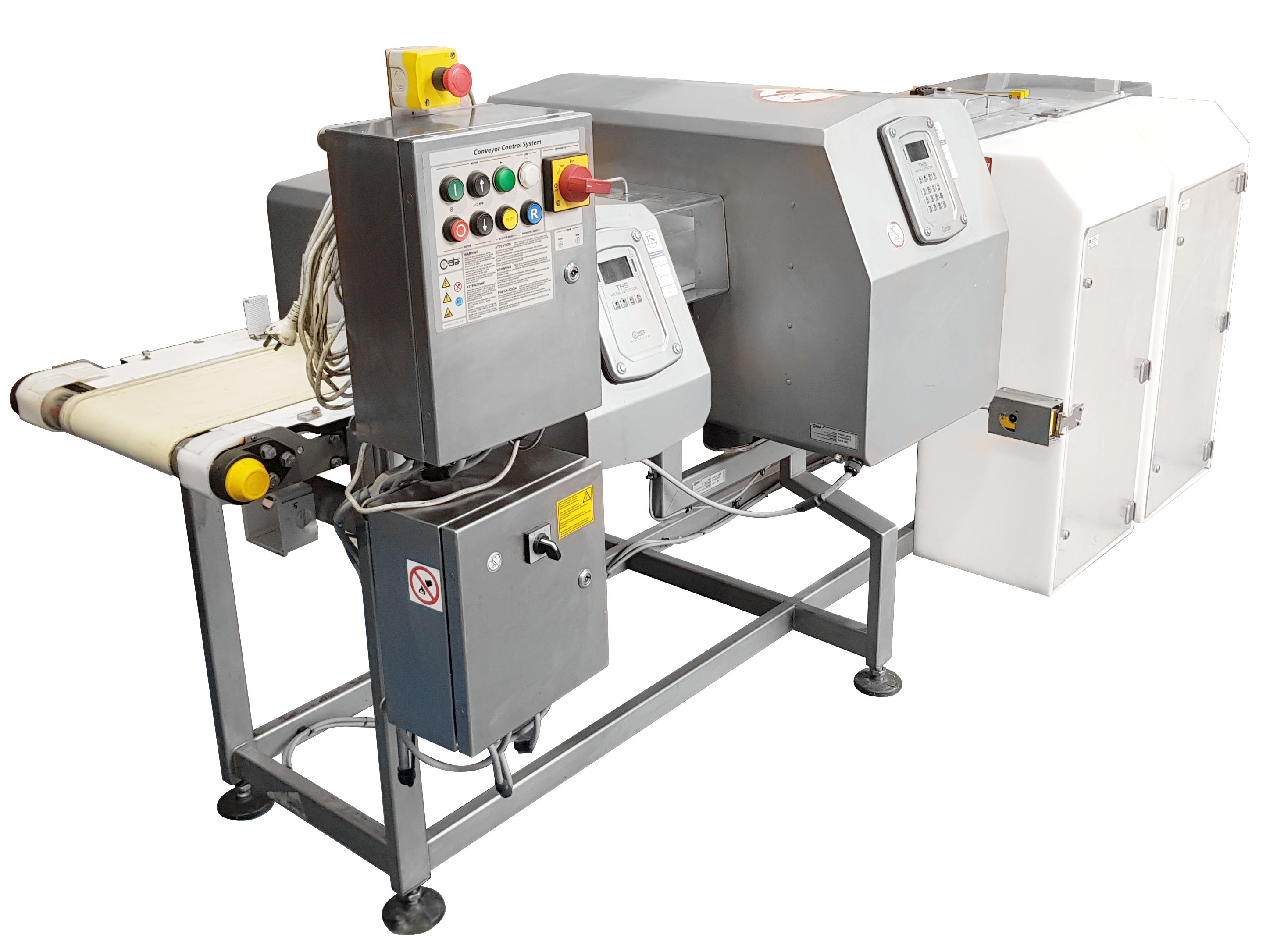 - CEIA International Metal Detector