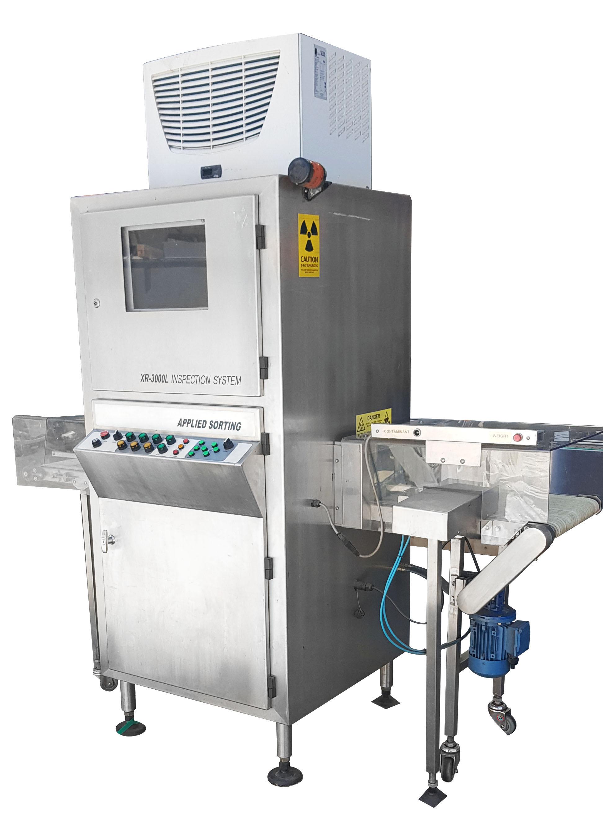 - Applied Sorting Technologies Pty Ltd X‐Ray Machine