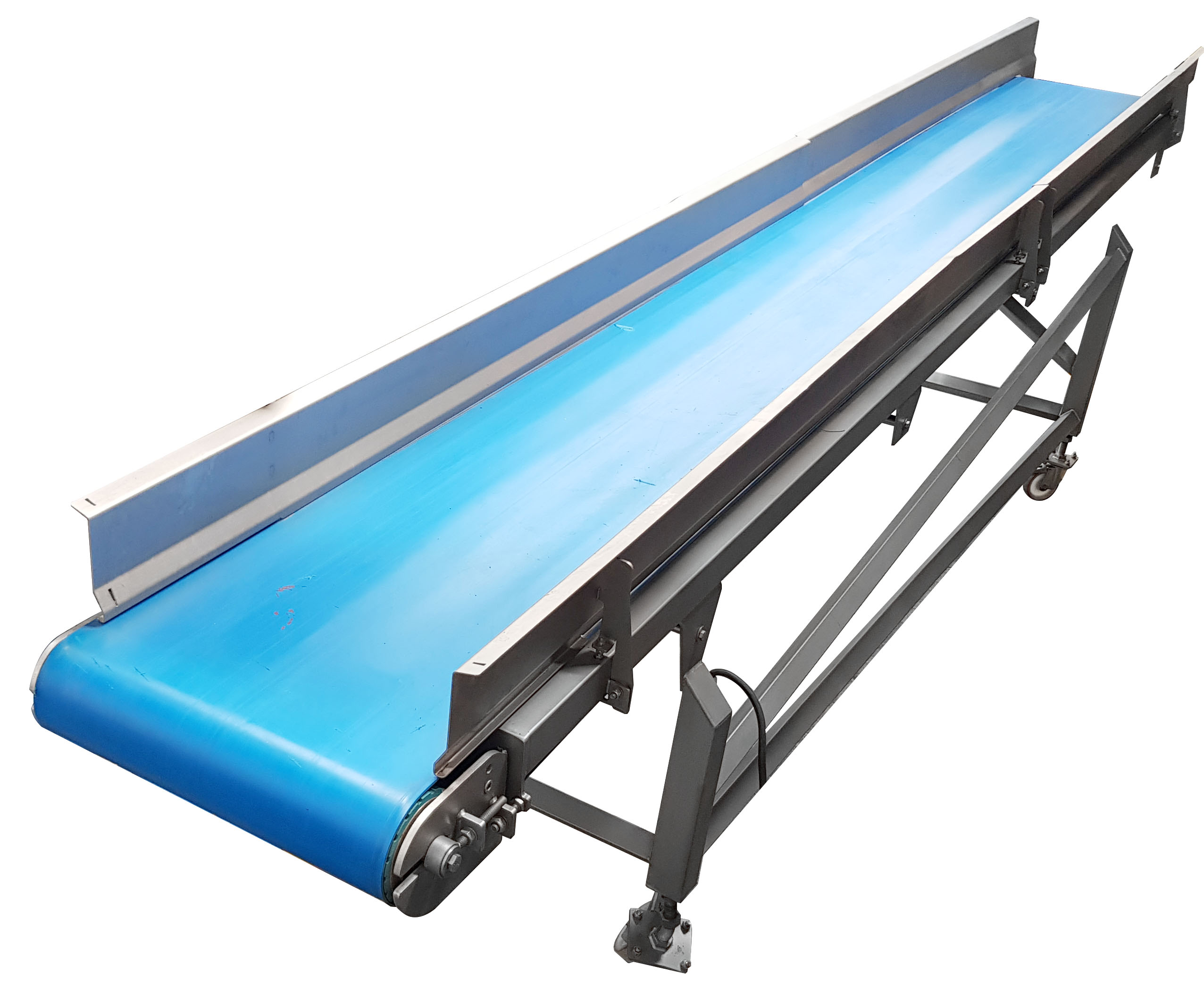 - Unknown Inclined Conveyor (Mobile)